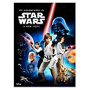 Star Wars Personalized Book - Large Paperback Format
