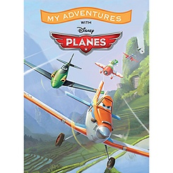 Planes Personalizable Book - Standard Format