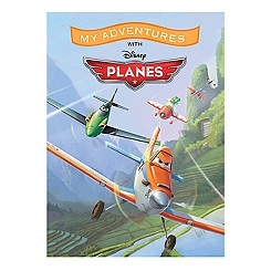 Planes Personalized Book - Large Format
