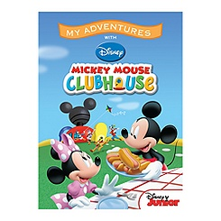 Mickey Mouse Clubhouse ''My Adventures'' Personalized Book - Standard Format