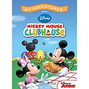 Mickey Mouse Clubhouse ''My Adventures'' Personalized Book - Large Format