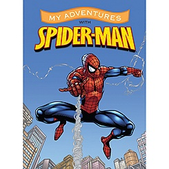 My Adventures With Spider-Man - Large Hardcover Format