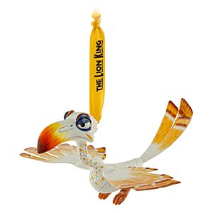 The Lion King: The Broadway Musical Zazu Ornament