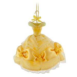 Beauty and the Beast: The Broadway Musical - Ballgown Belle Ornament