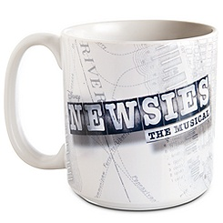 Disney on Broadway: Newsies The Musical Mug