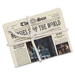 Newsies The Broadway Musical Lapel Pin