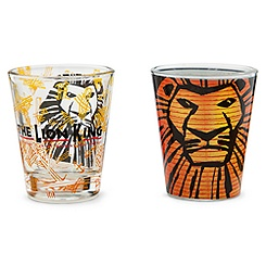 The Lion King: The Broadway Musical Mini Glass Set