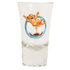 Lion King Mini Glass - D23