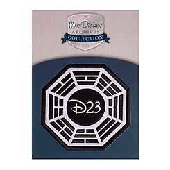 Dharma Initiative Patch - Limited Edition - D23