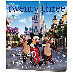 D23 Disney twenty-three Fall 2011 Magazine