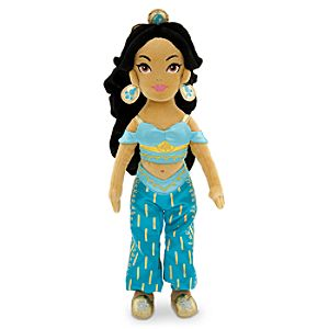 Jasmine Plush - Aladdin the Musical - 15''