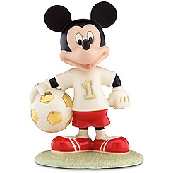 Soccer Mickey Mouse Figurine by Lenox