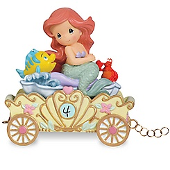 Fourth Birthday Ariel Figurine by Precious Moments