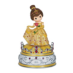 Belle Musical Figurine by Precious Moments
