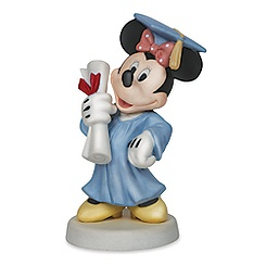 Minnie Mouse Graduation Figure by Disney Showcase