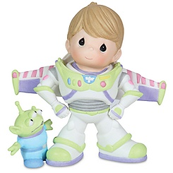 Buzz Lightyear and Space Alien Figurine by Precious Moments