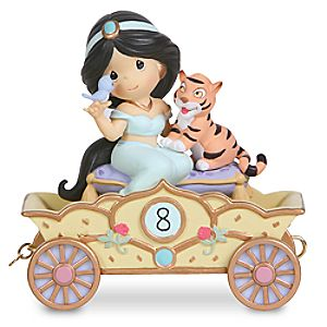 ''Eight is Great!'' Birthday Jasmine Figurine by Precious Moments