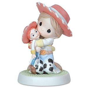 ''Yodel-Ay-Hee-Ho I Sure Like You'' Jessie Figurine by Precious Moments
