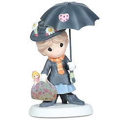 Mary Poppins Figurine by Precious Moments