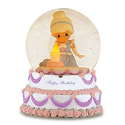 Cinderella Water Globe by Precious Moments
