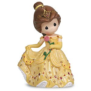 Belle Rotating Musical Figurine by Precious Moments