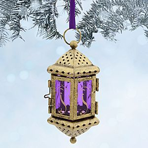 Aladdin the Musical - Lantern Ornament