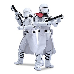 First Order Snowtroopers Figure Set by Hot Toys - Star Wars: The Force Awakens