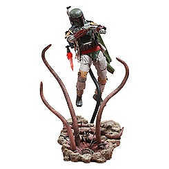 Boba Fett Deluxe Figure by Hot Toys - Star Wars: Return of the Jedi