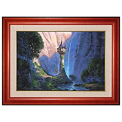 <i>Tangled</i> Gicl&eacute; on Canvas
