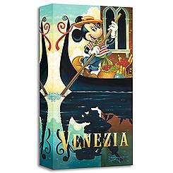 ''Mickey's Venezia'' Giclée by Tim Rogerson