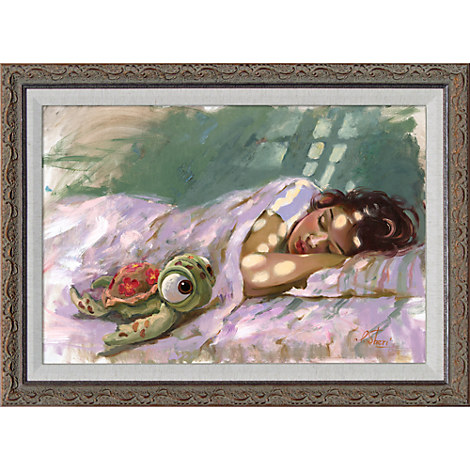 Finding Nemo ''Dreaming of the Reef'' Giclée by Irene Sheri