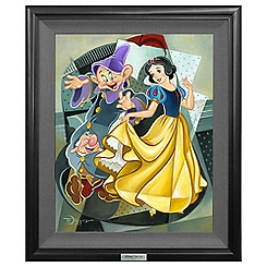 ''Three for the Dance'' Giclee on Canvas by Tim Rogerson - Limited Edition