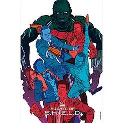 Marvel's Agents of S.H.I.E.L.D. ''The Frenemy of My Enemy'' Print - Ltd. Ed.