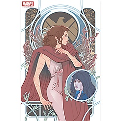 Marvel's Agents of S.H.I.E.L.D. ''Scars'' Print - Limited Edition