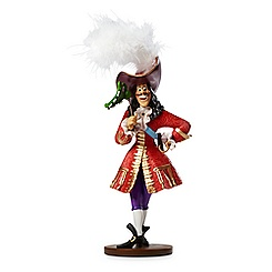 Captain Hook Masquerade Couture de Force Figurine by Enesco