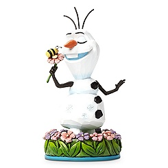 Olaf Figure by Jim Shore