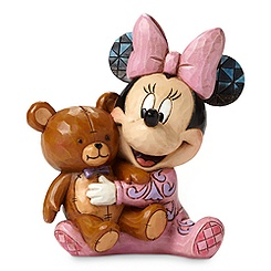 Minnie Mouse ''Pajama Pals'' Figure by Jim Shore