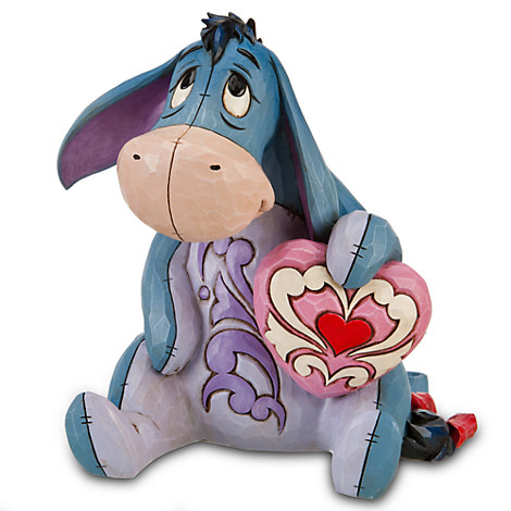 Eeyore ''You Are Loved'' Figurine by Jim Shore