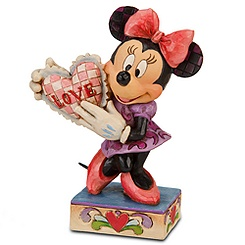 ''My Love'' Minnie Mouse Figurine by Jim Shore