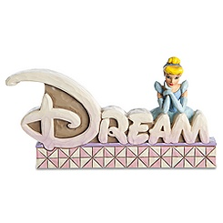 ''Dream'' Cinderella Figurine by Jim Shore