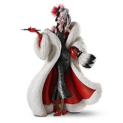 Cruella De Vil Couture de Force Figurine by Enesco