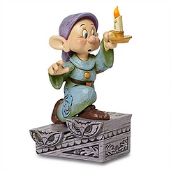 Dopey ''A Light in the Dark'' Light-Up Figure by Jim Shore