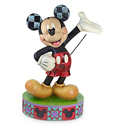 Mickey Mouse ''The One and Only'' Big Figure by Jim Shore