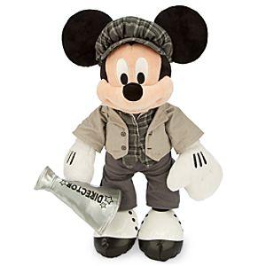 Mickey Mouse Movie Director Plush - Walt Disney Studios - 16''
