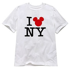Mickey Mouse Tee for Kids - New York