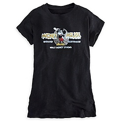 Mickey Mouse Tee for Women - Walt Disney Studio