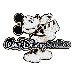 Mickey Mouse Pin - Walt Disney Studios