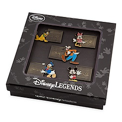 Disney Legends Pin Set - 5-Pc.