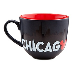 Chicago Mickey Mouse Mug