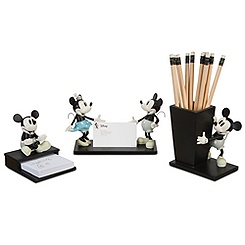 Mickey Mouse Desk Accessory Set